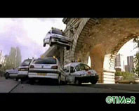 Отрывок из фильма Такси-2 наложенный на музыку Машины времени